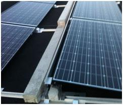 Northgate Arena Solar Panels