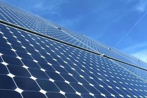 solar panels planet image